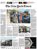 The New York Times International - 01 02 2018