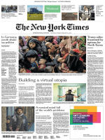 The New York Times International - 03 02 2018 - 04 02 2018