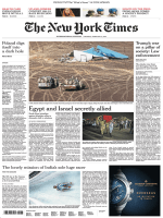 The New York Times International - 05 02 2018