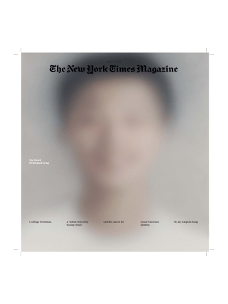 The New York Times - 13 08 2017