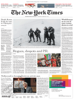 The New York Times International - 08 02 2018