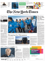 The New York Times International - 10 02 2018