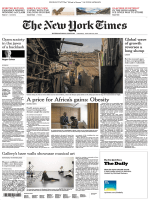 The New York Times International - 29 01 2018