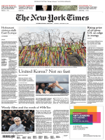 The New York Times International - 30 01 2018