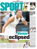 The Sunday Times Sport 16 July 2017
