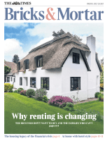 The Times Bricks and Mortar 28 July 2017