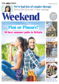 The Times Weekend 15 July 2017
