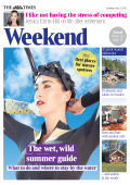 The Times Weekend 22 July 2017