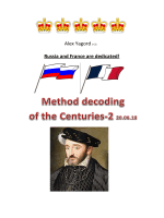 Method decoding of the Centuries-2 20.06.18
