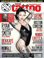 Total Tattoo - Issue 158 - December 2017