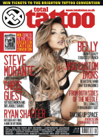 Total Tattoo - Issue 159 - January 2018