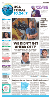 USA Today - 24 October 2017