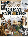 History Revealed - Great Explorers - 2018