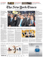 2018-06-06 The New York Times International Edition