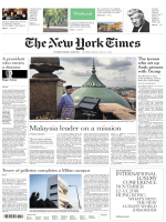 2018-06-16 The New York Times International Edition