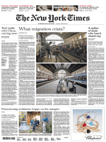 2018-06-29 The New York Times International Edition