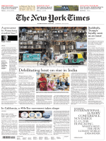 2018-07-19 The New York Times International Edition