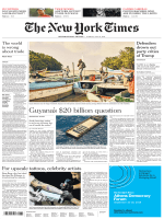 2018-07-24 The New York Times International Edition