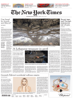 2018-07-27 The New York Times International Edition
