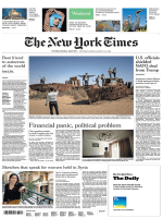 2018-08-11 The New York Times International Edition