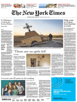 2018-08-17 The New York Times International Edition