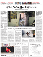 2018-08-21 The New York Times International Edition 1