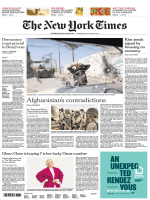 2018-08-22 The New York Times International Edition