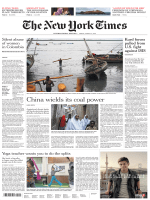 International New York Times - 02 March 2018