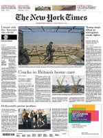 International New York Times — 2 February 2018