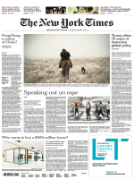 International New York Times - 2 January 2018