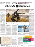International New York Times — 09 February 2018