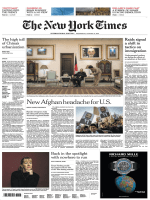 International New York Times - 17 January 2018