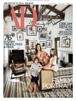 Architectural Digest USA - 11 2018