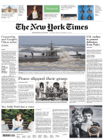 International New York Times - 15 September 2018