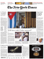 International New York Times - 17 November 2016