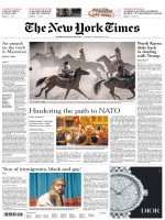International New York Times - 18 September 2018