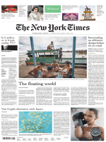 International New York Times - 31 March 2018