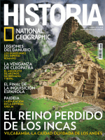 National Geographic Spain History - 10 2018