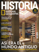 National Geographic Spain History - 11 2018