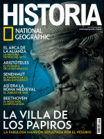 National Geographic Spain History - 12 2018
