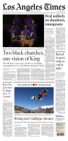 Los Angeles Times - 15 January 2018