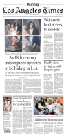 Los Angeles Times - 22 October 2017