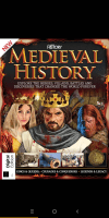 All About History - Book of Medieval History - 2018