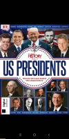 All About History - Book of US Presidents - 2018