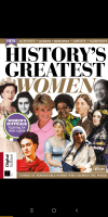 All About History - Greatest Women in History - 2018