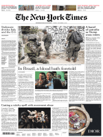 International New York Times - 2 November 2018