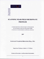 Scanning Near-Field Microwave Profiler
