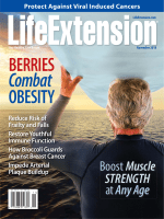 Life Extension Magazine - November 2018