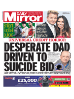 Daily Mirror  January 2 2019