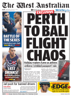 The West Australian  January 2 2019